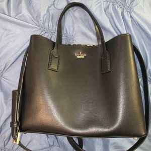 Kate Spade Black satchel bag